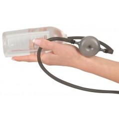 Vibromasseur double stimulation rechargeable en silicone mauve