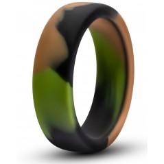 Plug anal noir en aluminium Ø 3 cm - 68 grammes
