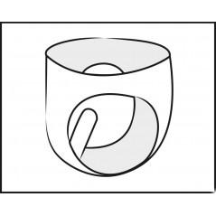 Huile de Massage Desire Saveur Vanille - 240 ml