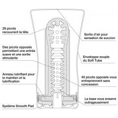 Cravache 44 cm avec Strass