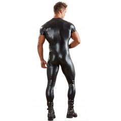 Anus Black Open Rear Vibrant