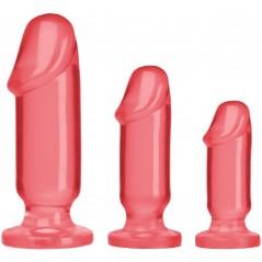 coffret cadeau St Valentin idee cadeau huilles massages menotte voulez vous rose
