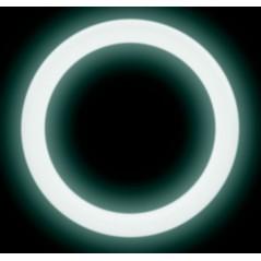 Vibromasseur point G pourpre en silicone - 7 vitesses