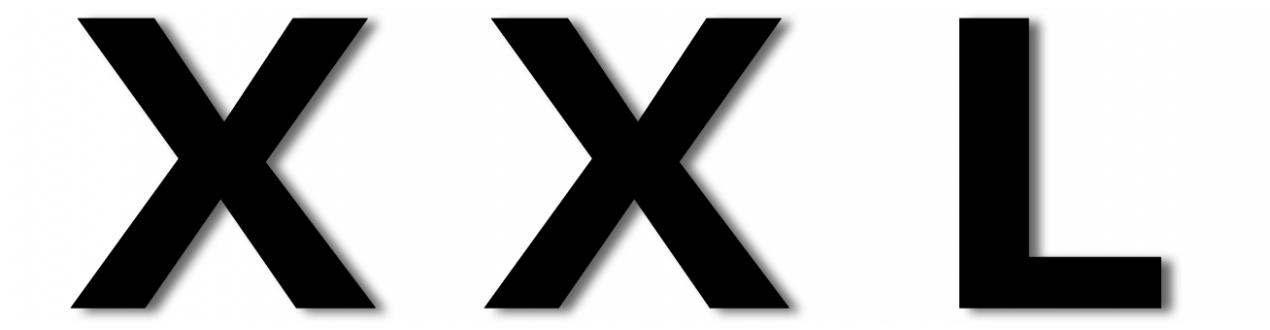 Tenue Grande Taille - du L au 4 XL - Satisfait ou Remboursé.