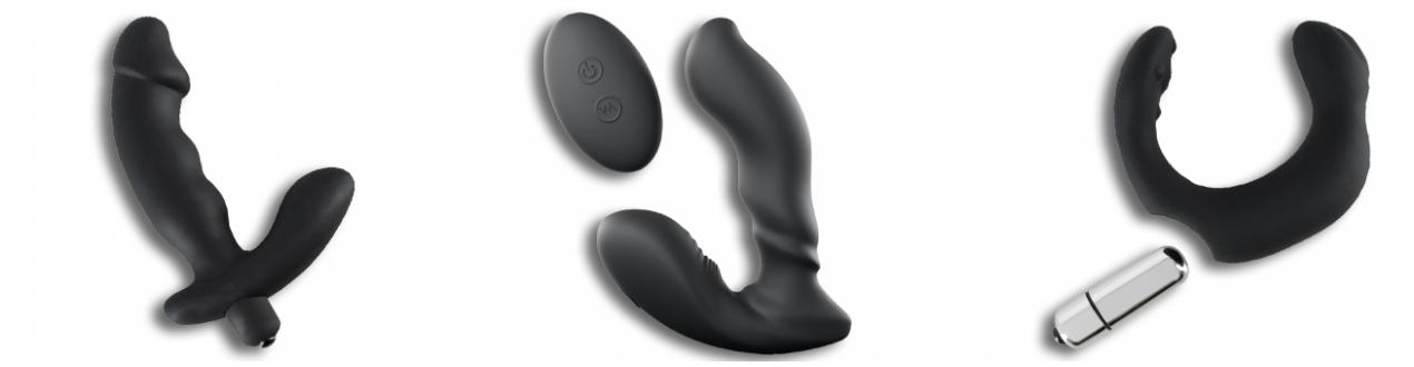Stimulateur de Prostate - Vibrant ou Non - Qualité - Discrétion.