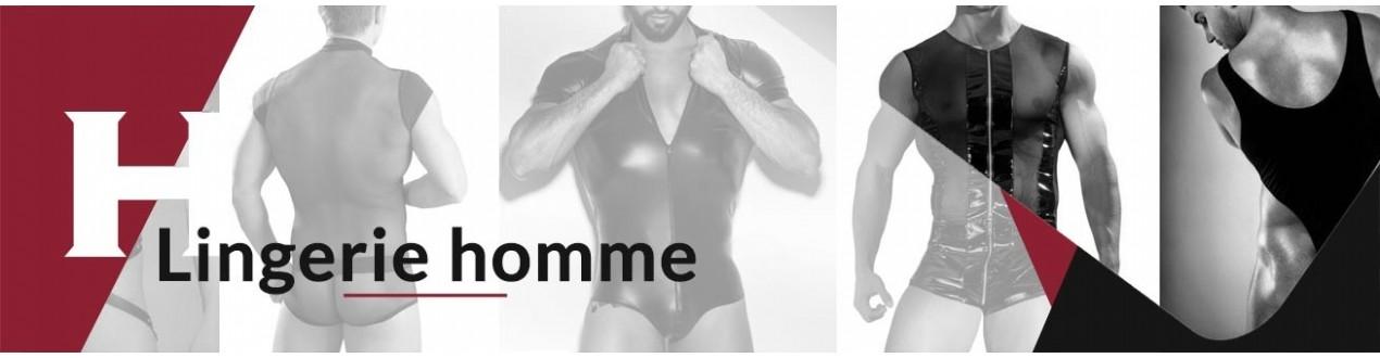 Lingerie Homme - Large Choix - Envoie Discret - Satisfait ou Remboursé.